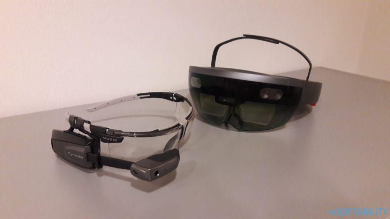 Vuzix and Hololens devices