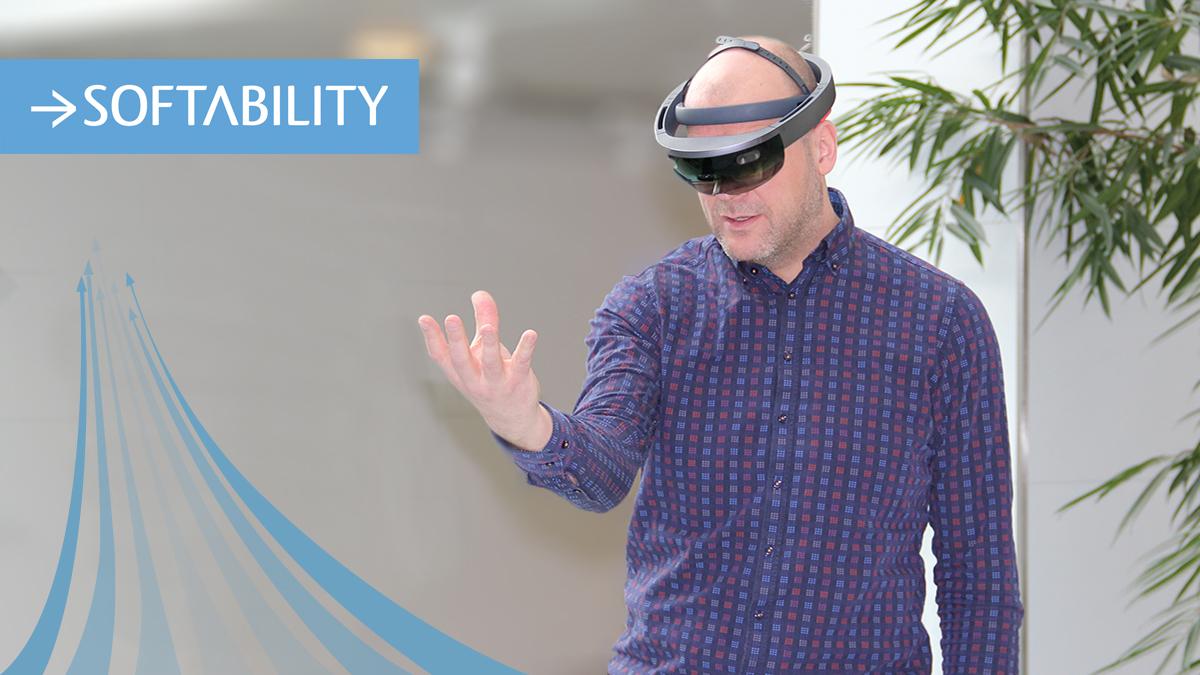 Softability's CEO Janne Repo