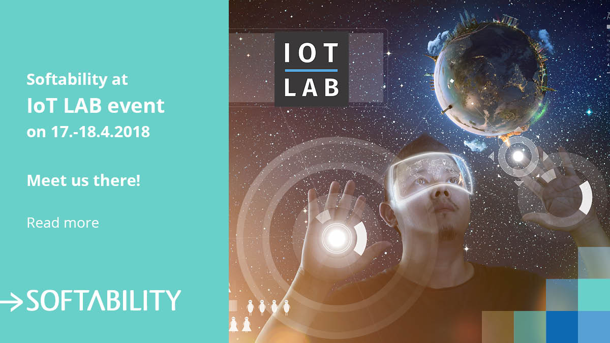 Softability at Iot lab event