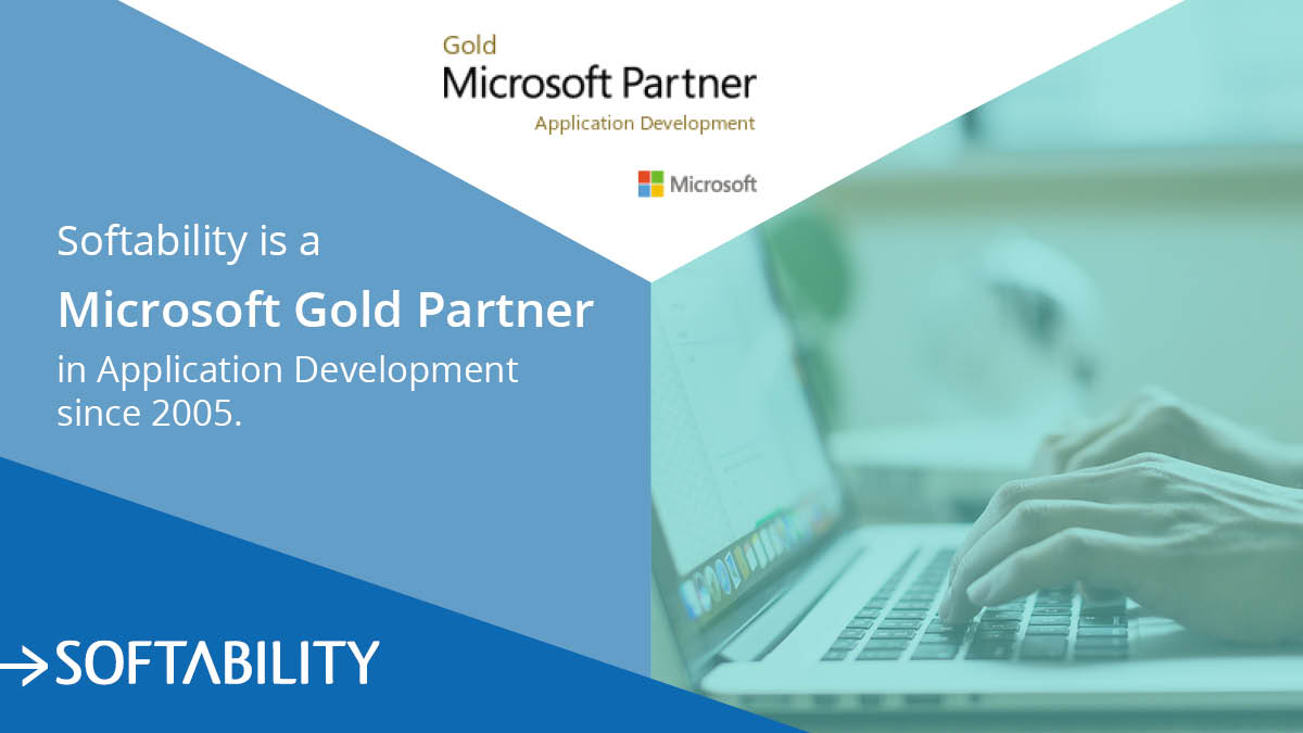 Softability is a Microsoft Gold Partner