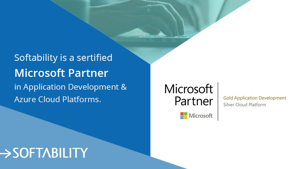 Softability Is A Certified Microsoft Partner Also In Azure Cloud