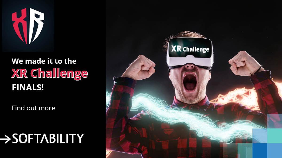 Softability XR Challenge Finalist