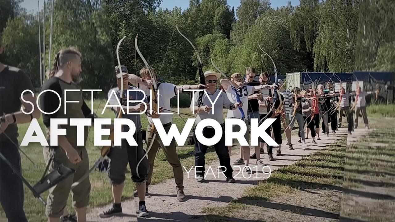 Softability kuukausitapahtumat 2019